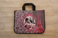 Tasche Paris rosa