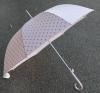 Schirm mit Punkten